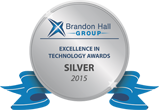 Brandon Hall Group Excellence in Technology Silver Award